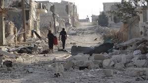 نظام الأسد يقصف الغوطة الشرقية بـ236 صاروخًا في يوم واحد - المواطن