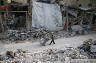 الأسد يمنع 13 شاحنة إغاثة من دخول الغوطة - المواطن
