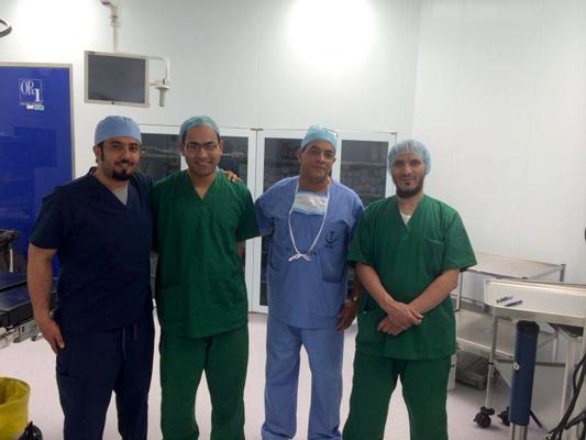 الفريق-الطبي