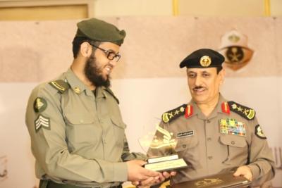 . الفريق المحرج يكرم 25 رجل أمن بمسابقة الأمير نايف لحفظ القرآن (1) 