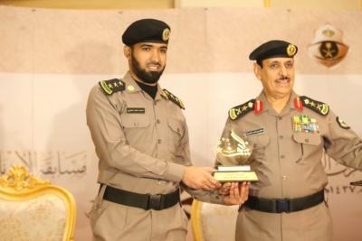 . الفريق المحرج يكرم 25 رجل أمن بمسابقة الأمير نايف لحفظ القرآن (31195652) 