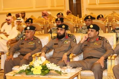 . الفريق المحرج يكرم 25 رجل أمن بمسابقة الأمير نايف لحفظ القرآن (31195660) 