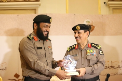 . الفريق المحرج يكرم 25 رجل أمن بمسابقة الأمير نايف لحفظ القرآن (31195669) 