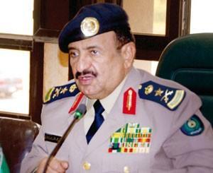 الفريق سعد عبدالله التويجري