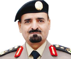 الفريق سعيد بن عبدالله القحطاني