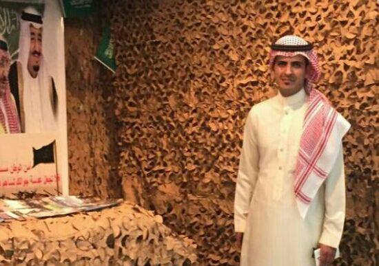 الفنان التشكيلي عبدالله عاطف الشهري (2)