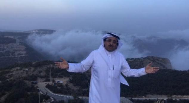 الفنان-السعودي-عبدالله-العامر