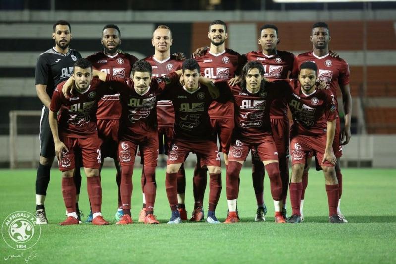 الفيصلي يُشارك في البطولة العربية رسميًّا