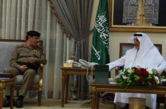بالصور .. الفيصل يستقبل الفريق المحرج ويطلع على سير الخطط الأمنية - المواطن