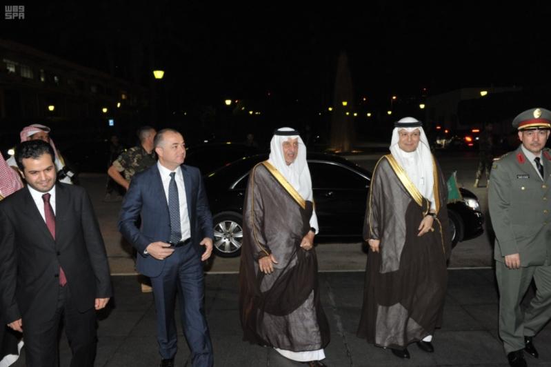 الفيصل يغادر لبنان (3)