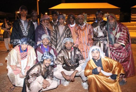 الفيصل يفتتح سوق عكاظ (3)