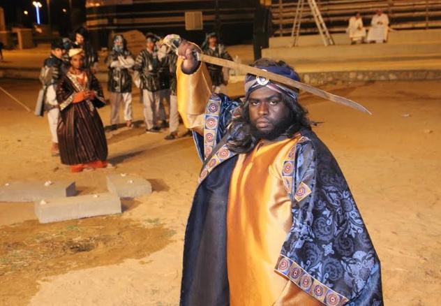 الفيصل يفتتح سوق عكاظ (4)