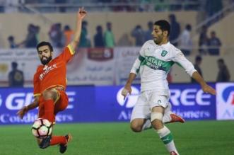 هنا تشكيلة الرائد والأهلي في الدوري السعودي - المواطن