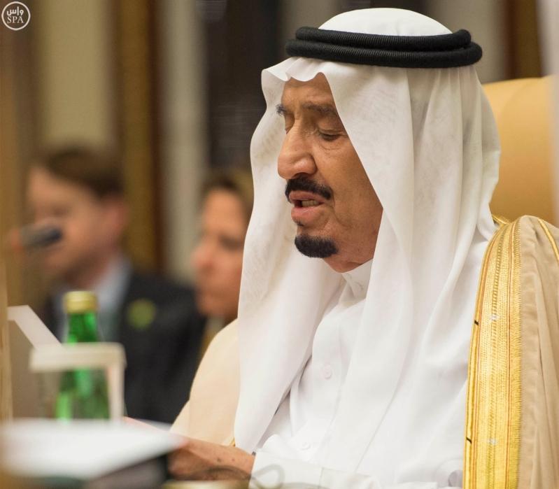 القاده يختتمون القمه الخليجية الامريكية (2)