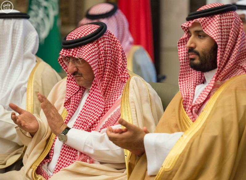 القاده يختتمون القمه الخليجية الامريكية (5)