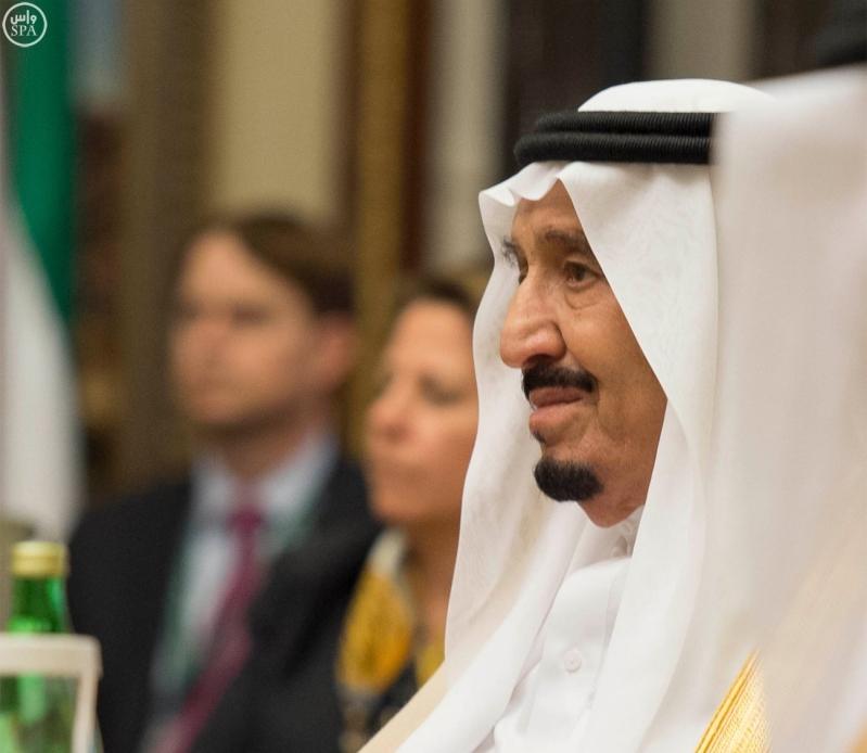 القاده يختتمون القمه الخليجية الامريكية (7)