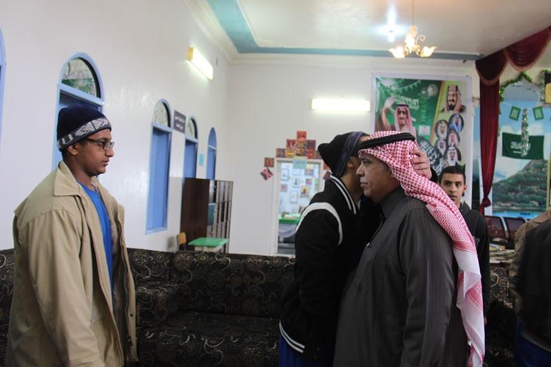القصبي يزور ملتقى الجهات الخيرية بمنطقة الباحة (12)
