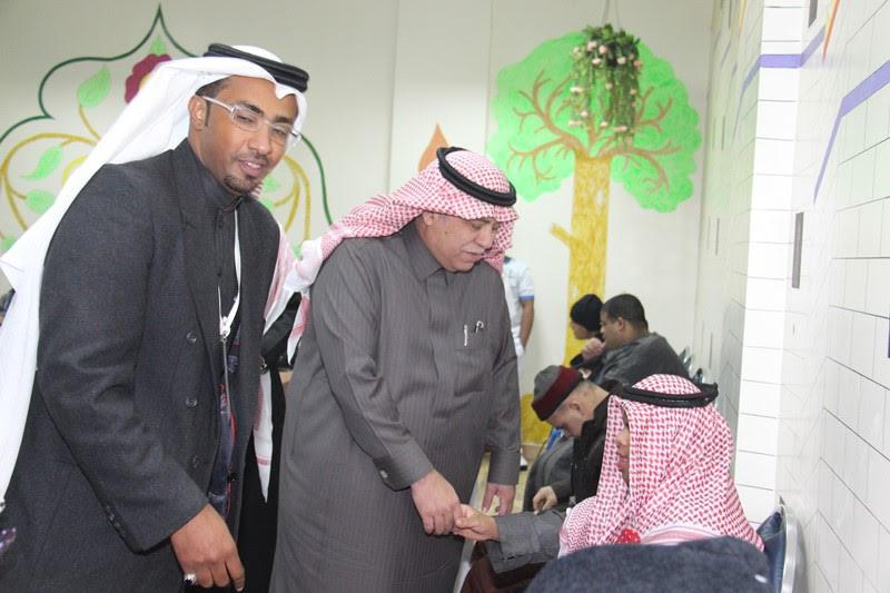 القصبي يزور ملتقى الجهات الخيرية بمنطقة الباحة (26)