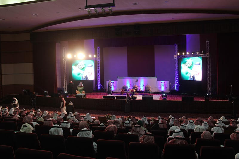 القصبي يزور ملتقى الجهات الخيرية بمنطقة الباحة (7)