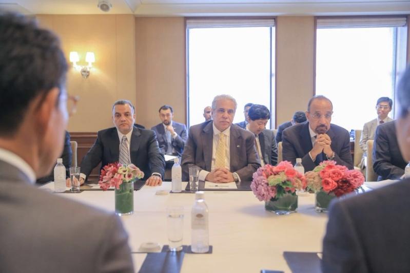القصبي يلتقى الرئيس التنفيذي لشركة تويوتا.jpg2