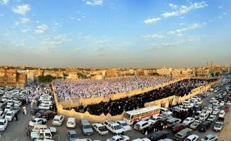 القصيم تُنهي الاِسْتعْدادات في جوامع ومُصلّيات العيد بالمنطقة - المواطن