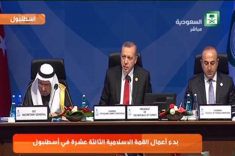 القمة الاسلامية (1)