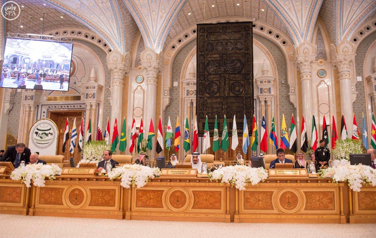 القمة الرابعة للدول العربية ودول أمريكا الجنوبية (14)