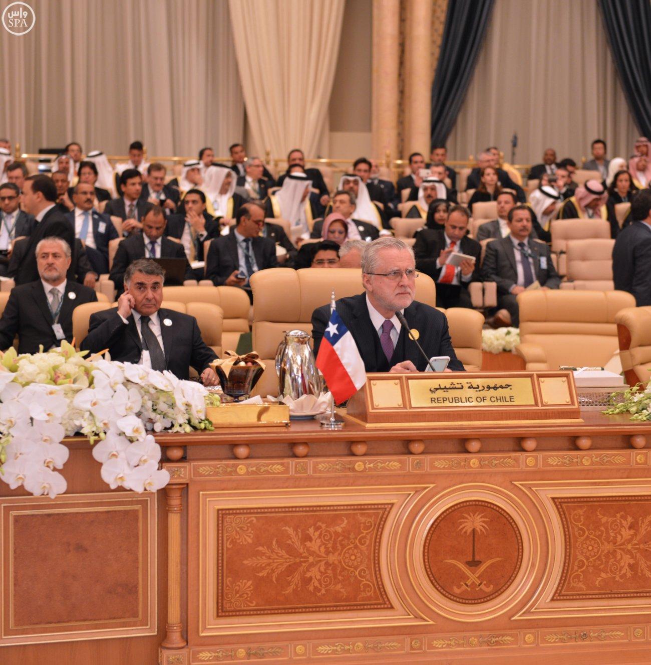 القمة الرابعة للدول العربية ودول أمريكا الجنوبية (26)