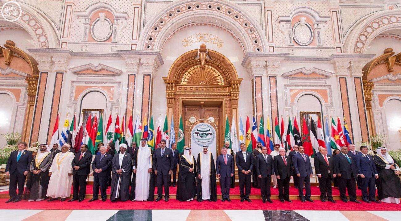 القمة الرابعة للدول العربية ودول أمريكا الجنوبية (9)