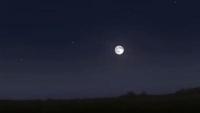 القمر-الازرق