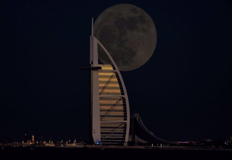 القمر العملاق 2