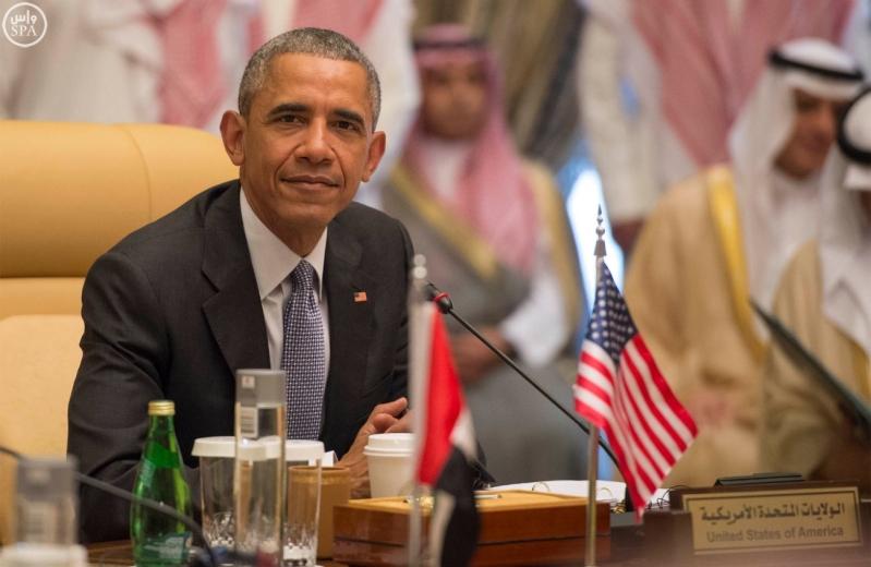 القمه الخليجيه الامريكية (10)