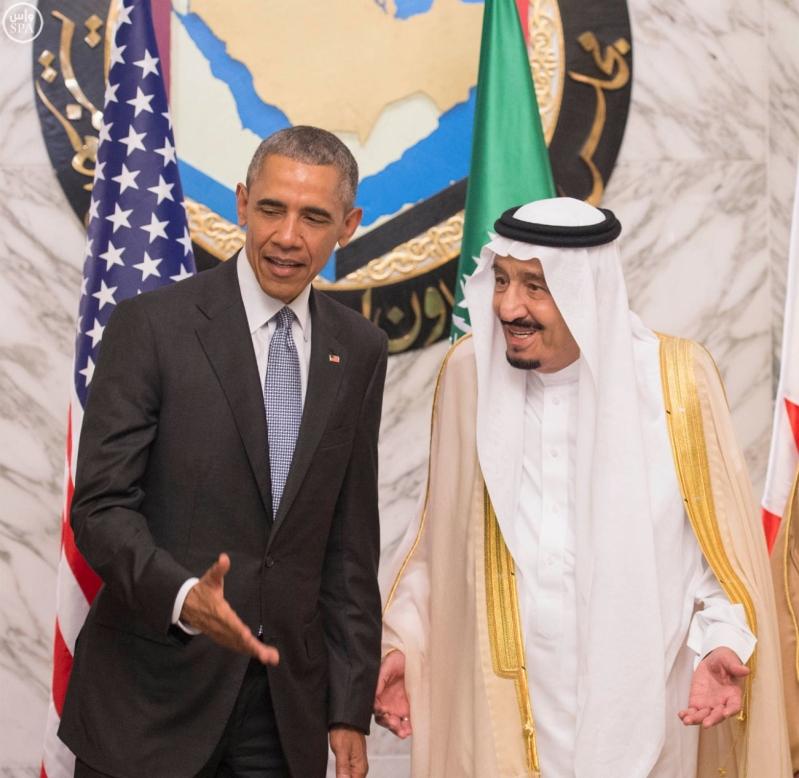 القمه الخليجيه الامريكية (3)