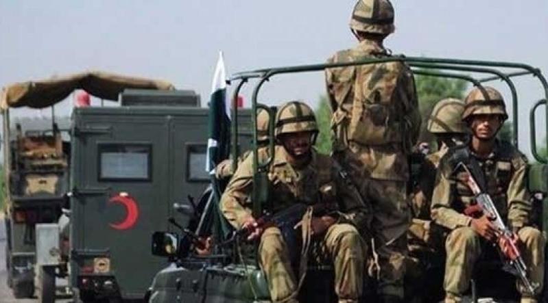 القوات الباكستانية