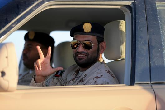 القوات البرية الاماراتية1