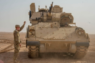 القوات البرية تشارك في تمرين تبوك4 بمصر - المواطن