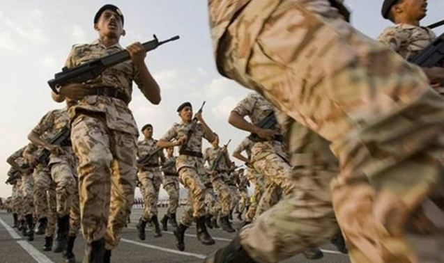 القوات-البرية-الملكية السعودية