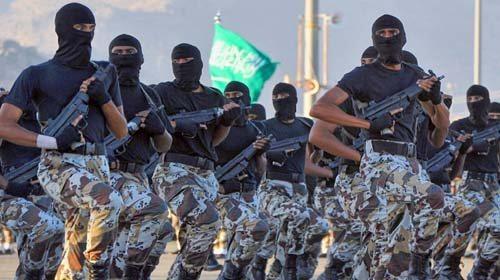 القوات السعودية قوات الطوارئ