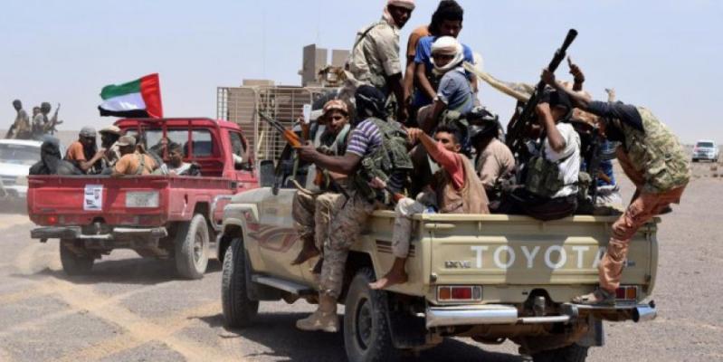 القوات الشرعية باليمن