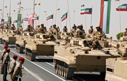 القوات الكويتية