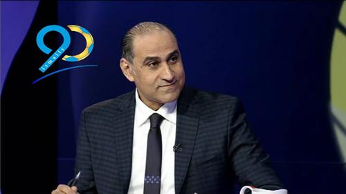 الكابتن خالد بيومي