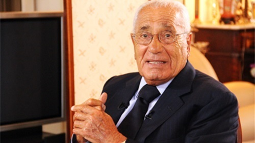 الكاتب الصحفي محمد حسنين هيكل