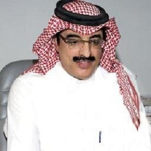 الكاتب الصحفي ورئيس القسم الرياضي بصحيفة الجزيرة السعودية عبدالعزيز الهدلق