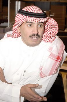 الكاتب محمد الرطيان