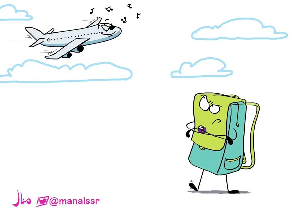 الكاريكاتير فن ذكوري (2)