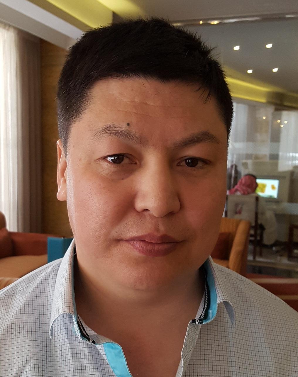 الكازاخستاني أصلان مندوب الاتحاد الآسيوي