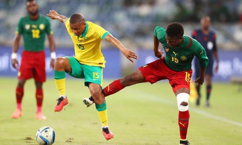 الكاميرون وغامبيا
