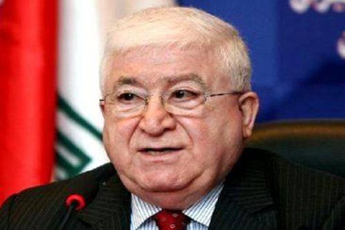 الكردي فؤاد معصوم