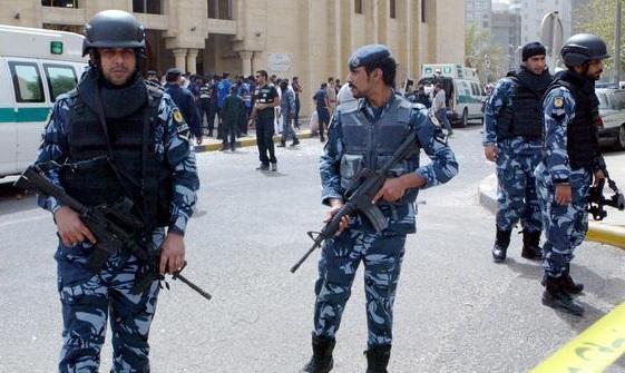 الكويتية-الشرطة