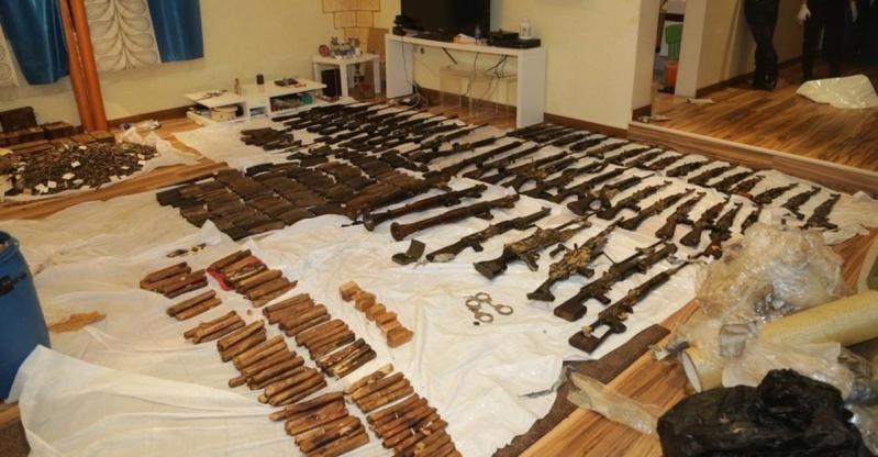 الكويت خلية العبدلي ضبط اسلحة